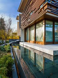 flat roof modern vancouver houses