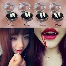 aliexpress com buy 1pair horrific dress vampire teeth halloween