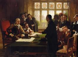 Seeking Wiki Oliver Cromwell Receiving A Deputation Seeking Aid For Protestants