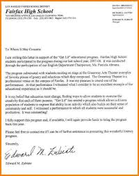 college reference letter for high student evacuation