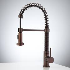 oiled rubbed bronze kitchen faucets kohler brushed bronze kitchen faucet unique biscuit oil rubbed