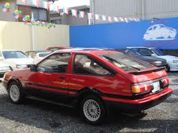 toyota corolla gt coupe ae86 for sale toyota corolla levin ae86 gt apex 1987 for sale car on