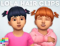 childs hairstyles sims 4 the sims 4 all this toddler cc will fill your heart with joy