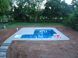 awesome simple stamped concrete pool deck decoration ideas come