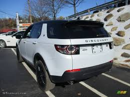land rover discovery sport white yulong white metallic 2016 land rover discovery sport hse luxury