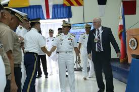 Flag Officer In Command Philippine Navy Philippine Navy Formally Received 28m Class Tethered Aerostat