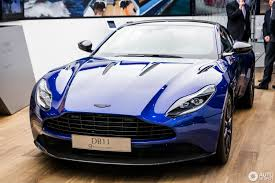 2017 aston martin db11 geneva 2017 aston martin db11 by q