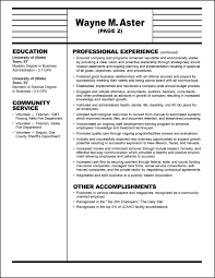 Resume Examples Healthcare by Sample Resume Healthcare Executive