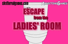 Free Online Escape The Room Games - solved escape from the ladies room walkthrough