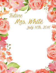 wedding backdrop font custom floral wedding shower blush backdrop wedding baby or
