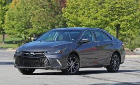 toyota camry 2017 toyota camry in depth model review car and driver
