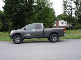 nissan titan extended cab burtman industries lift and leveling kits special pricing page