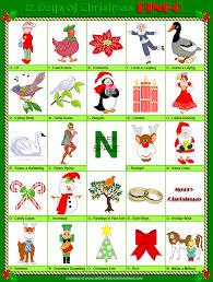 6 best images of printable christmas bingo sheets free printable