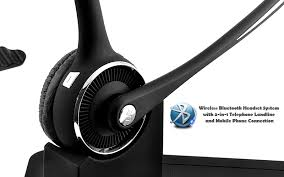 Bluetooth Headset For Desk Phone Wireless 3g Desk Phone Sms Functionality 1000mah Removable