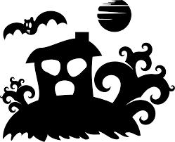 spooky clipart u2013 101 clip art