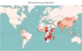 World Hunger Map by 7 4 How Does Malnutrition In Its Various Forms Differ Between