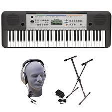 yamaha keyboard lighted keys best electronic keyboard for beginners yamaha ypt255 keyboard