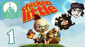 chicken aliens pt 1 orlaigh loon attic