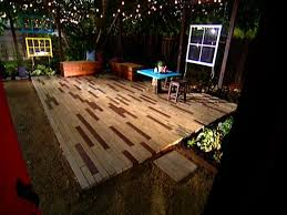 How To Get A Free Backyard Makeover by Yard Crashers Diy