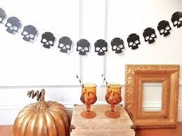Halloween Skull Decorations Cheap Skull Decorations Popsugar Smart Living