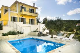 Modern Villas by Modern Villa In Fiskardo Villas Kefalonia Villas Private