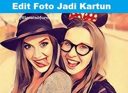 nama aplikasi untuk membuat foto menjadi kartun 5 aplikasi edit foto jadi kartun terbaik di pc laptop cara android