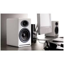 Bookshelf Computer Speakers Audioengine P4 Passive Bookshelf Speakers White Ap4w