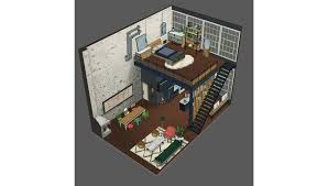 ea blog going deep on apartment technology in the sims 4 city