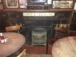 the curious fireplace in mcsorley u0027s back room ephemeral new york