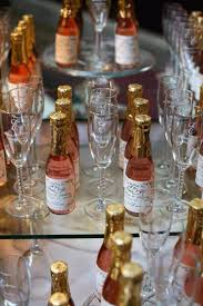 Bulk Sparkling Cider Gorgeous Personalized Mini Wine Bottles For Wedding Favors Images
