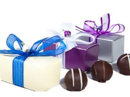 boxes for wedding favors truffle box chocolate wedding favors li lac chocolates