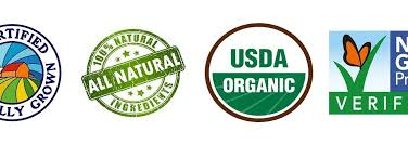 How To Get Usda Certified What Do Natural Organic And Non Gmo Actually Mean