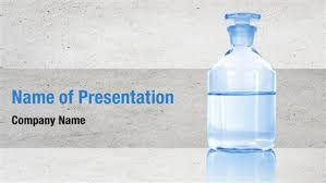 medical alcohol bottle powerpoint templates medical alcohol