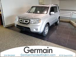 used lexus for sale in dublin used 2011 honda pilot ex l for sale dublin oh stock a2255