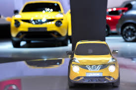 nissan juke yellow spoiler it will be easier to make 2015 nissan juke your own via new options