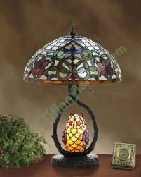 hsn tiffany style lighting tiffany style dream catcher with illuminated owl table l at hsn