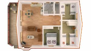 Floor Plan For 3 Bedroom Flat by 3 Bedrooms