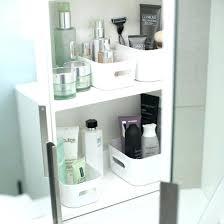 bathroom cabinet organization ideas 50 unique bathroom vanity organizers ideas bathroom cabinet