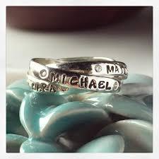 grandmothers rings 66 best custom name rings images on rings