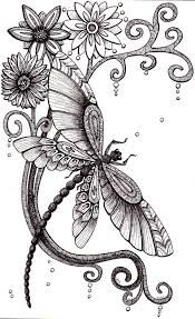 ink drawings picmia