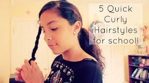 cute hairstyles with curly hair fresh cute easy hairstyles for curly hair 72 inspiration with cute
