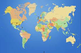 World Map Silhouette Outline Transparent World Map Inside Silhouette For Www Com Utlr Me