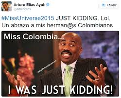 Top 20 Memes - 20 memes that perfectly mock steve harvey s missuniverse2015 mess