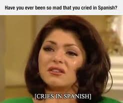So Mad Meme - have you ever been so mad you cried in spanish