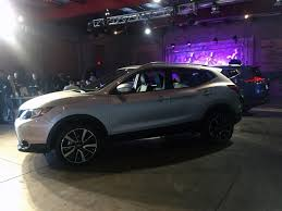 nissan rogue sport 2017 nissan continues u0027year of the truck u0027 with rogue sport introduction
