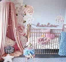 pink peonies nursery amazon com peony wall decals flower wall stickers nursery wall