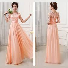 wedding maxi dresses women formal wedding bridesmaid evening party prom gown