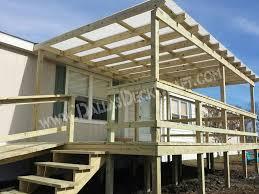 ideas mobile home porches mobile home deck kits prefab porches