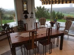 table cuisine bois exotique salle a manger bois exotique fashion designs