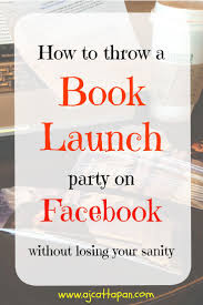 17 best images about book marketing u0026 book launches on pinterest